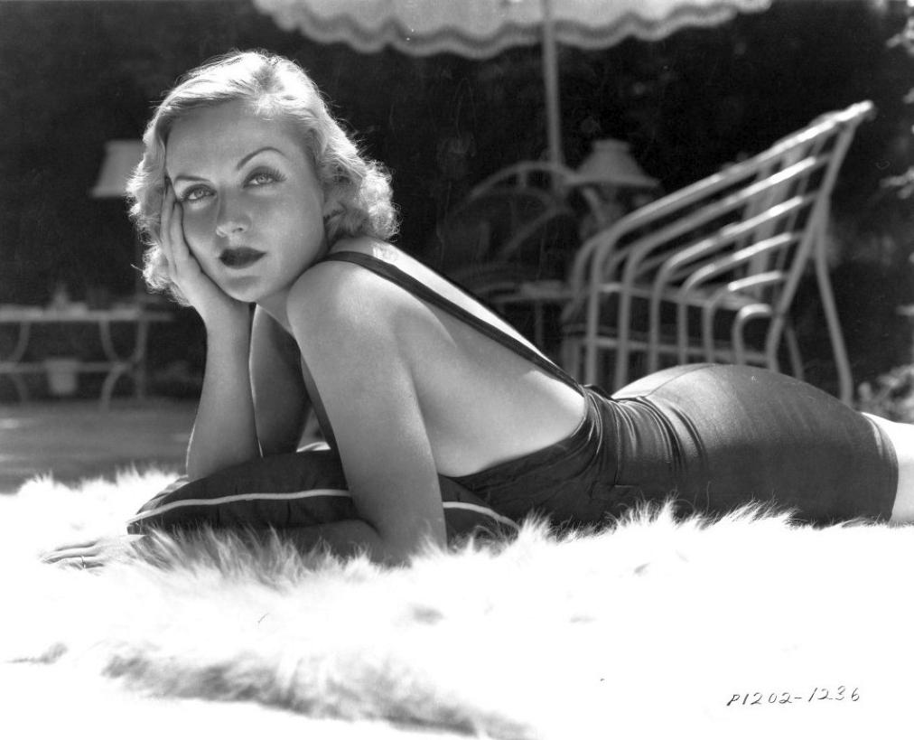 Carole Lombard (Eugene Robert Richee), 1935