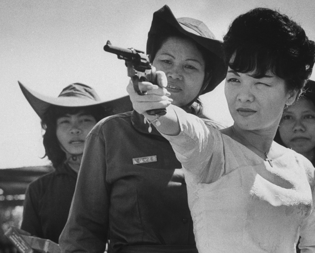 "Madame Nhu, the ""Dragon Lady"" (Larry Burrows - LIFE /Getty Images), 1962"