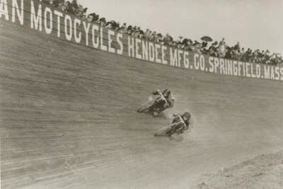 Springfield board track