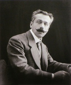 Jose D'Angelo in 1916