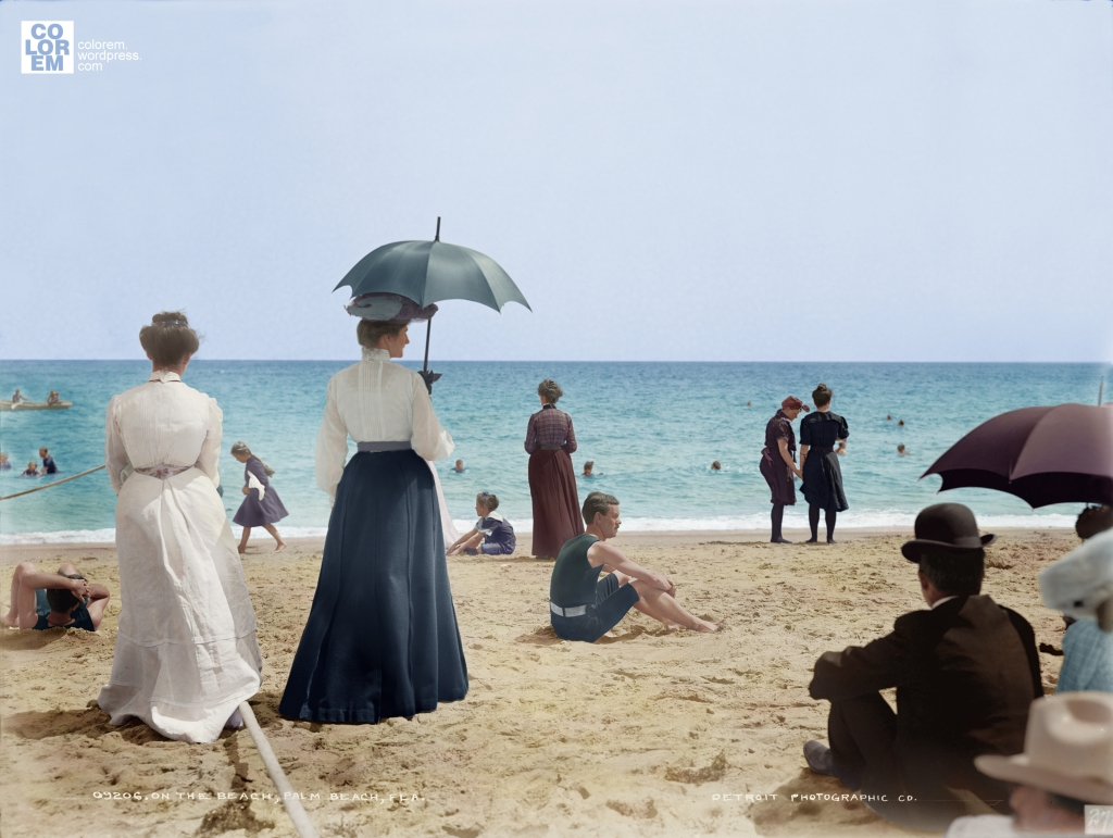 Restoration and colorization by Manos Athanasiadis