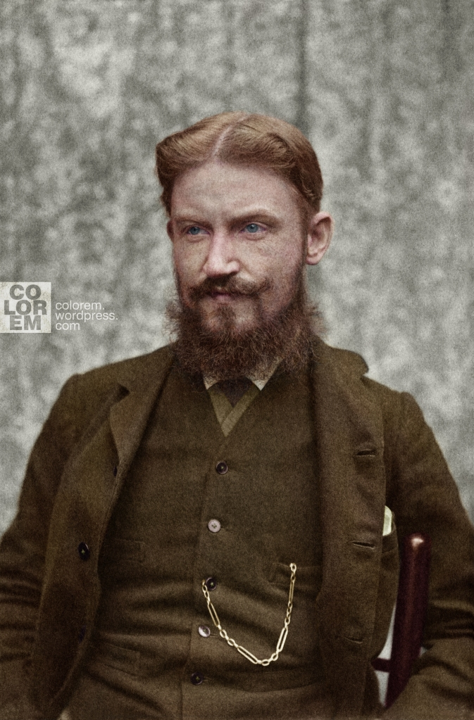 Colorization by Manos Athanasiadis