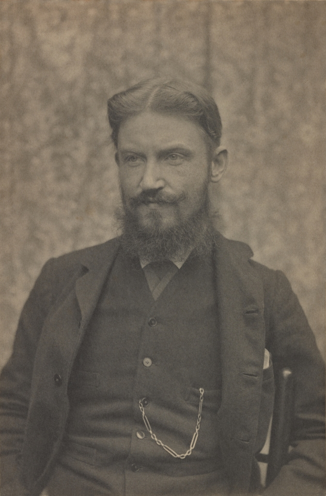 George Bernard Shaw in 1889