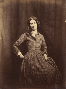 Patient in Surrey County Lunatic Asylum, 1850–58 (Hugh Welch Diamond / The Metropolitan Museum of Art)