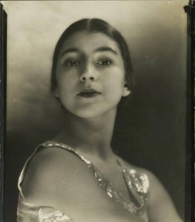 Margot Fonteyn, 1935 (Curatorial Assistance, Inc. / E.O. Hoppé Estate Collection)